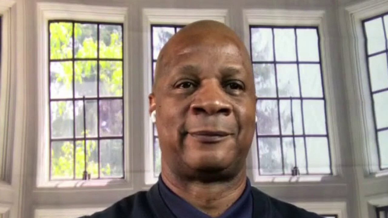 Darryl Strawberry on lessons learned through his faith