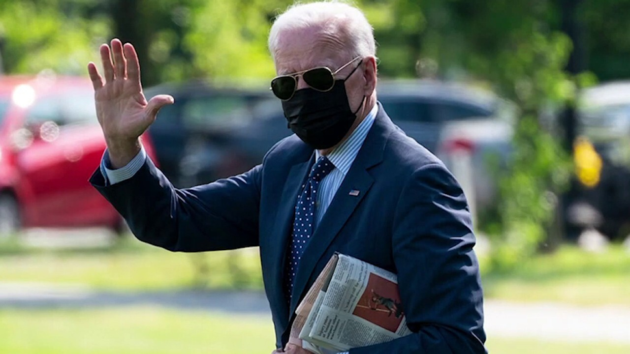 Joe Biden's Agenda Bogs Down