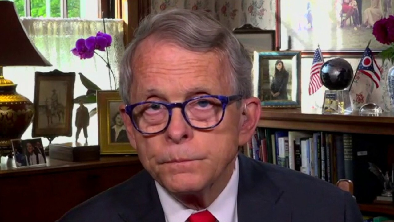 Ohio Gov. DeWine: We welcome protesters who want justice, looters have caused 'real' problems