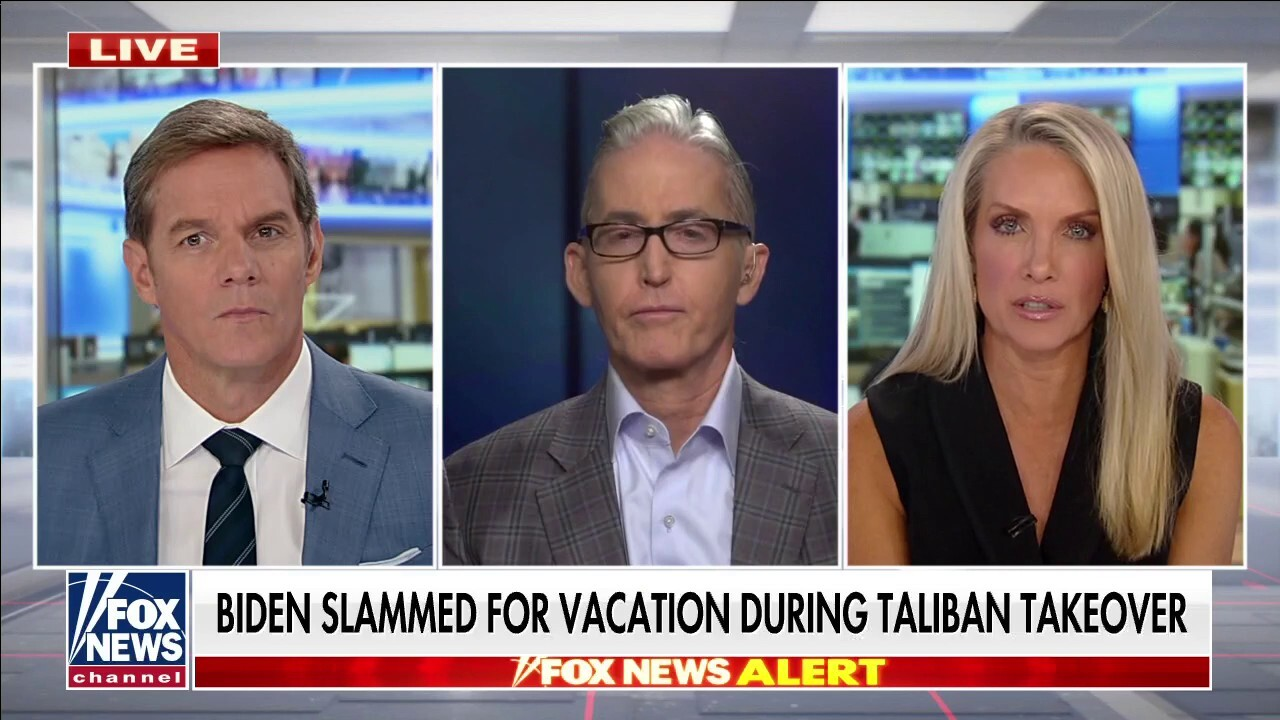 Trey Gowdy rips Biden for 'relying' on the Taliban, withdrawing with 'no plan'
