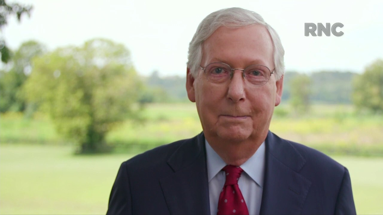 Sen. Mitch McConnell: Democrats don't want to improve life for Middle Americans