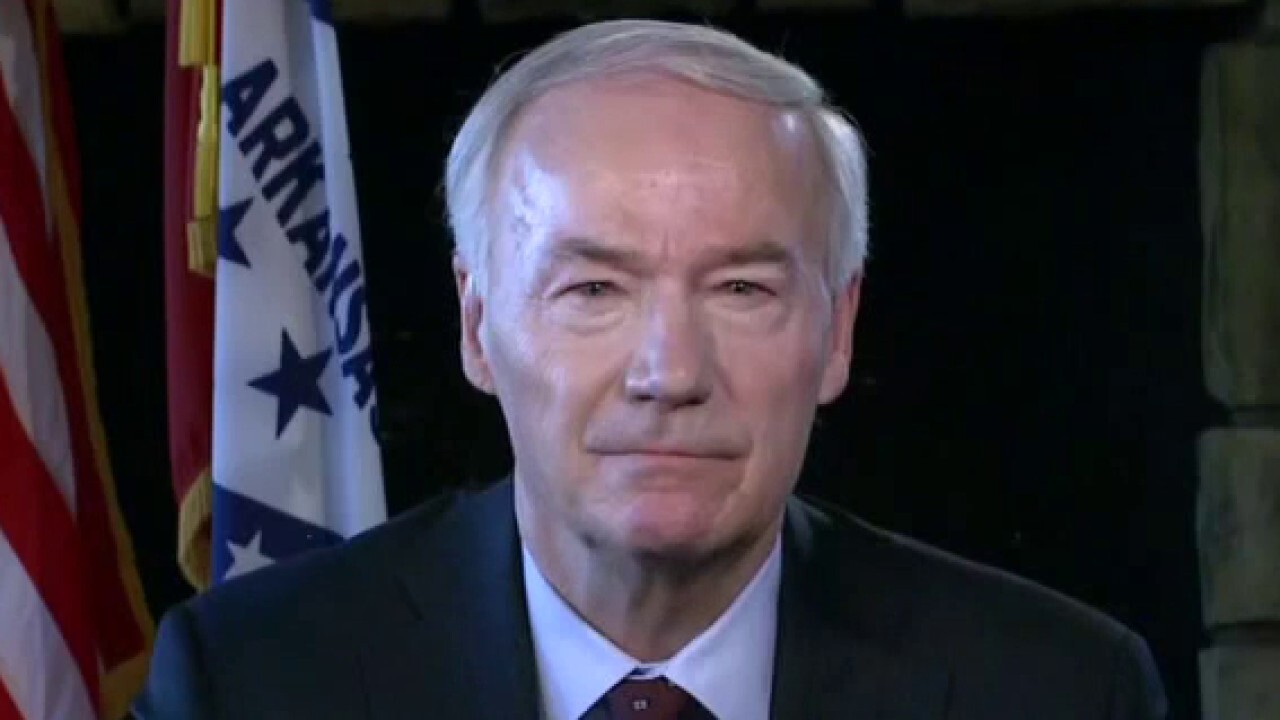 Gov. Hutchinson: Trump misled followers into believing election was rigged, resulted in attack on Capitol