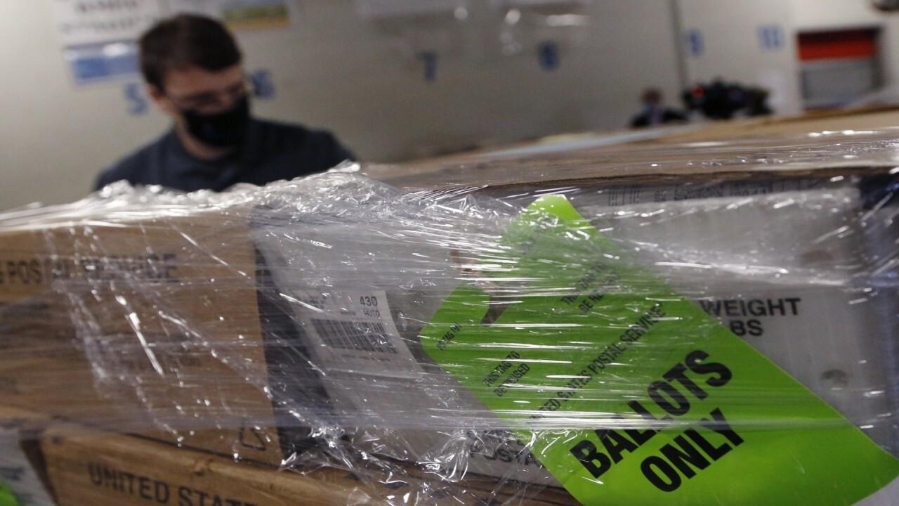 Pennsylvania officials sound alarm over 'naked ballot' ruling