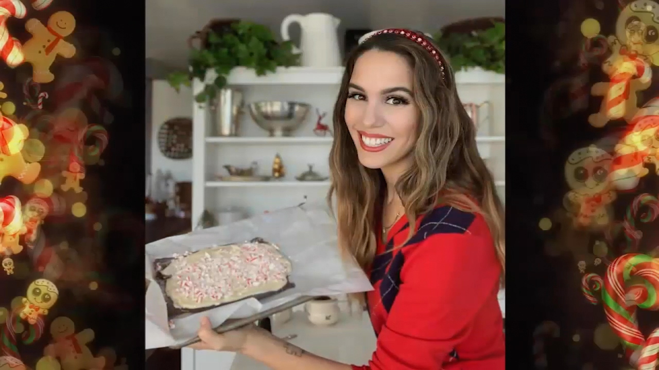 Christy Carlson Romano shares homemade holiday dessert recipes