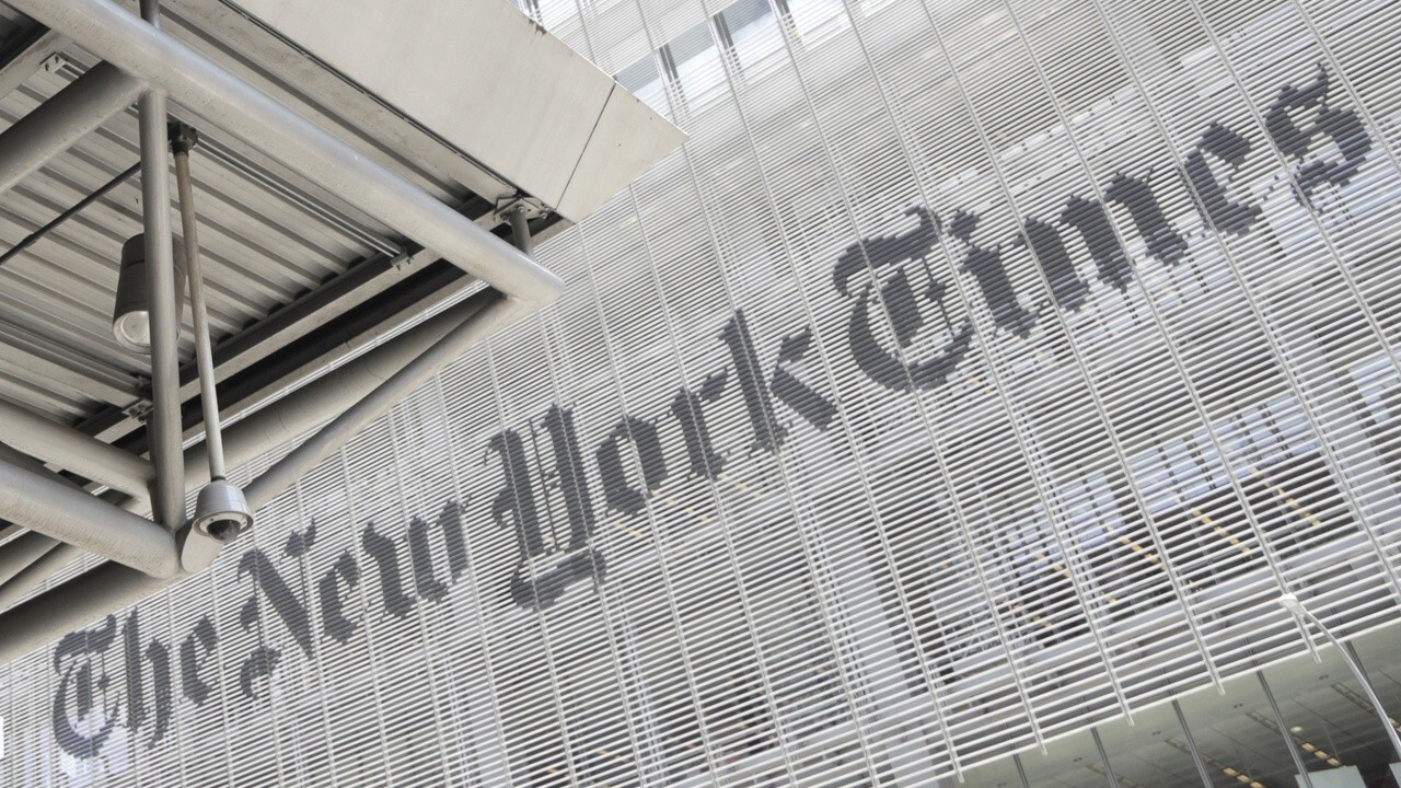 NYT accused of glorifying cancel culture