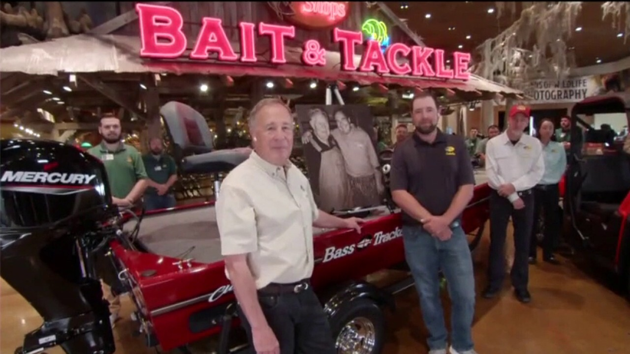 Bass Pro Shop's gift guide for Father's Day