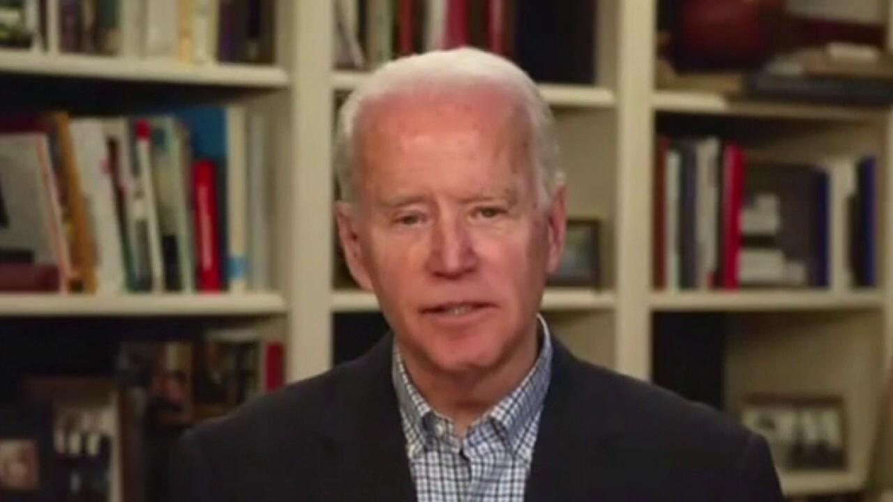 Joe Biden's awkward interview raises questions