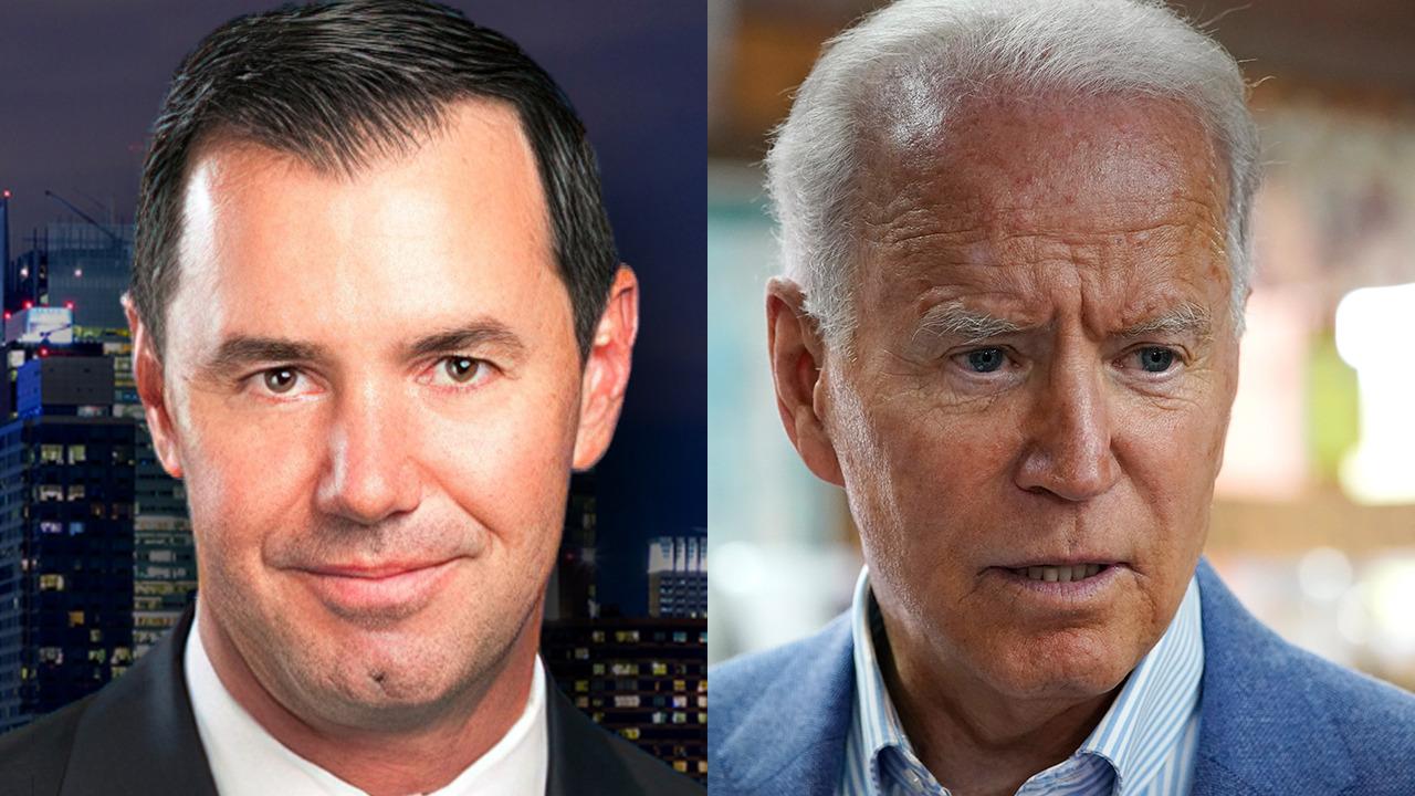 Joe Concha: Team Biden's Afghanistan response is a 'five-alarm dumpster fire'