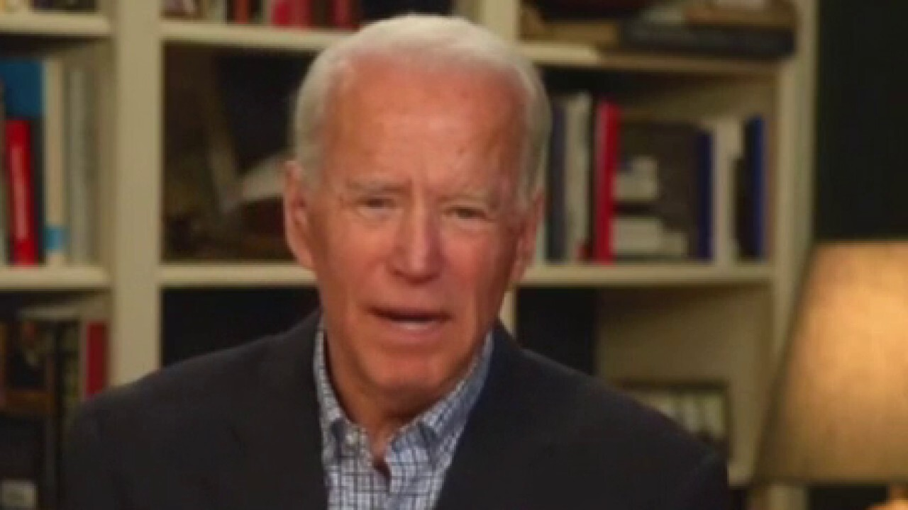 Biden campaign looks to ramp up its online outreach