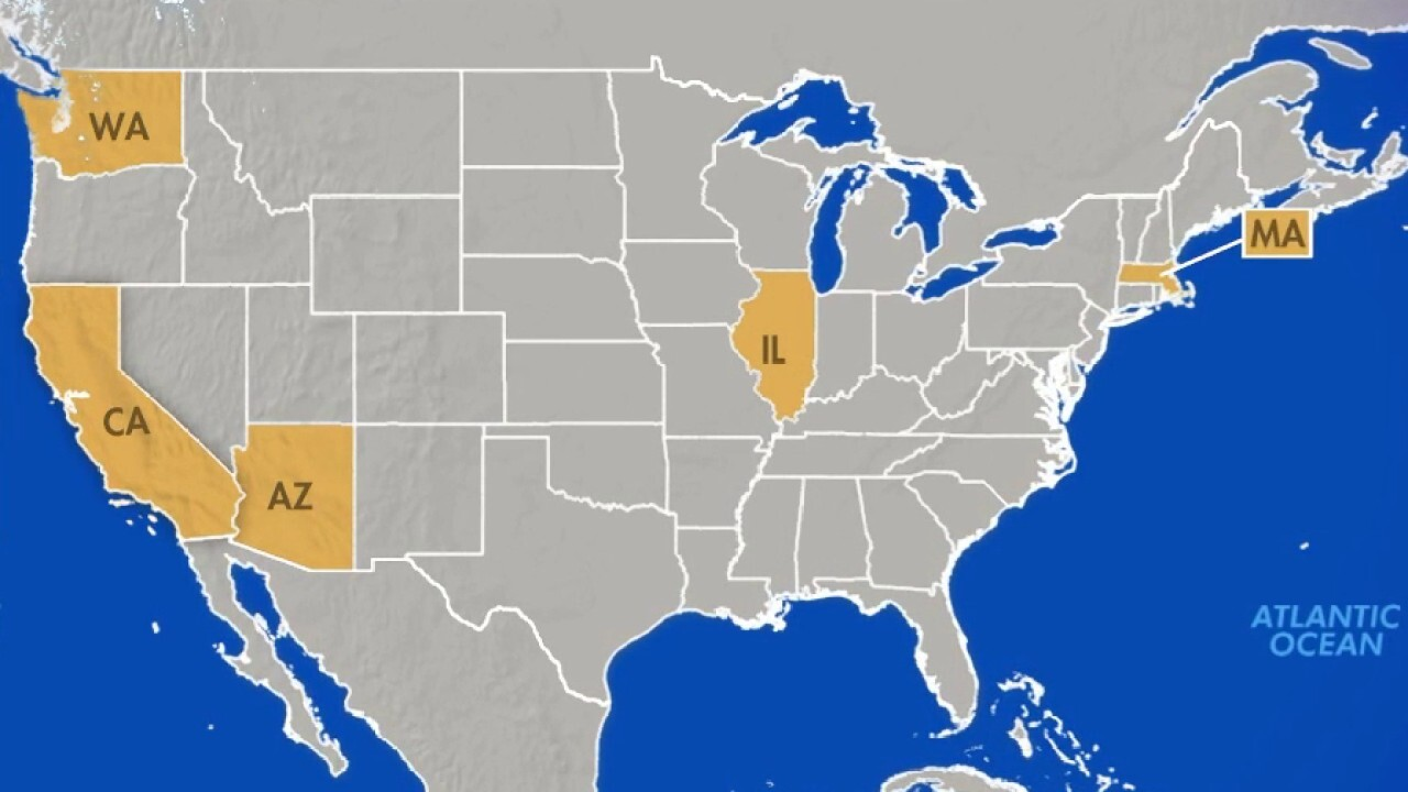 Three new cases of coronavirus confirmed in US, bringing total to 11