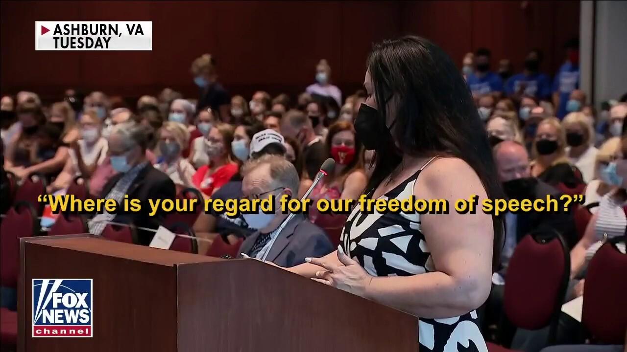 Virginia school board members face backlash for suspension of gym teacher