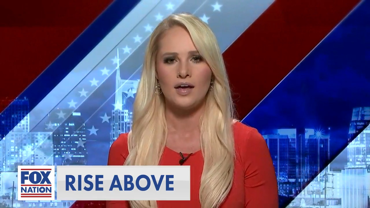 Tomi Lahren reacts to Capitol violence on 'Final Thoughts'