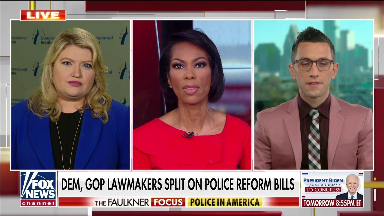 'This bill is dangerous': Florida congresswoman says parties are split on police reform bills