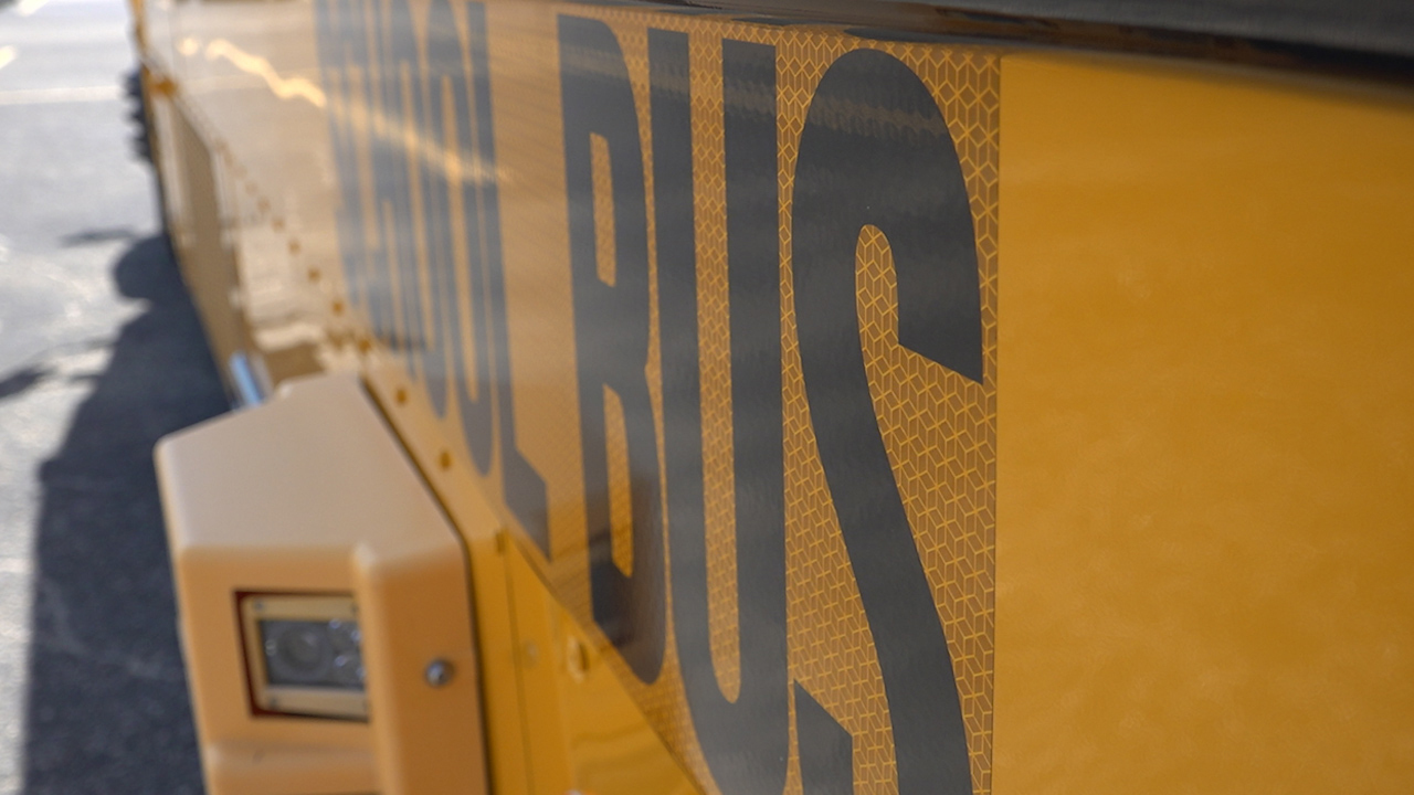 School buses prepare to hit the road during COVID-19 pandemic