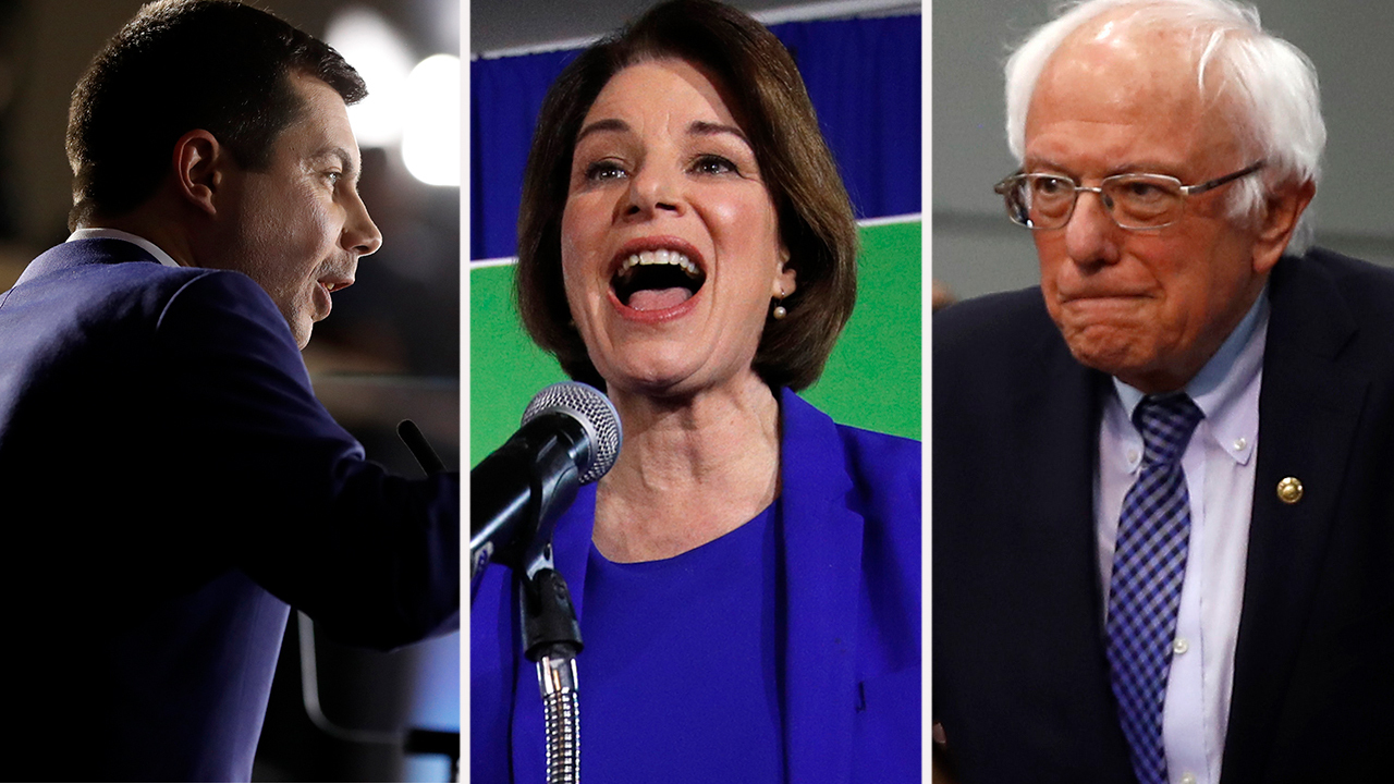 2020 Democrats gear up for Nevada, South Carolina