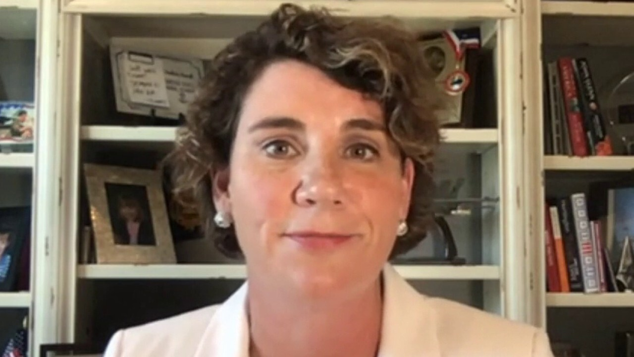 Amy McGrath on challenging Mitch McConnell: Where's his leadership?