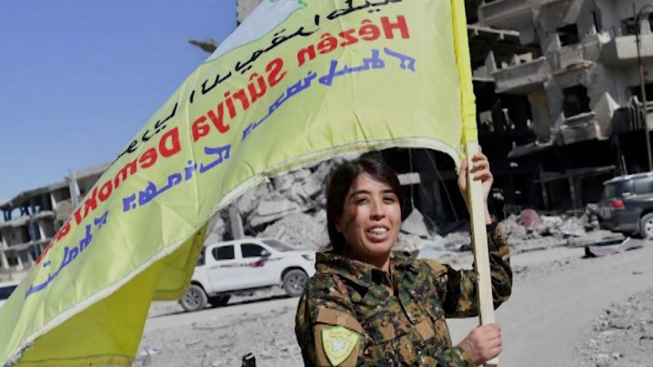 Author Gayle Tzemach Lemmon on the all-women Kurdish-Syrian militia fighting ISIS