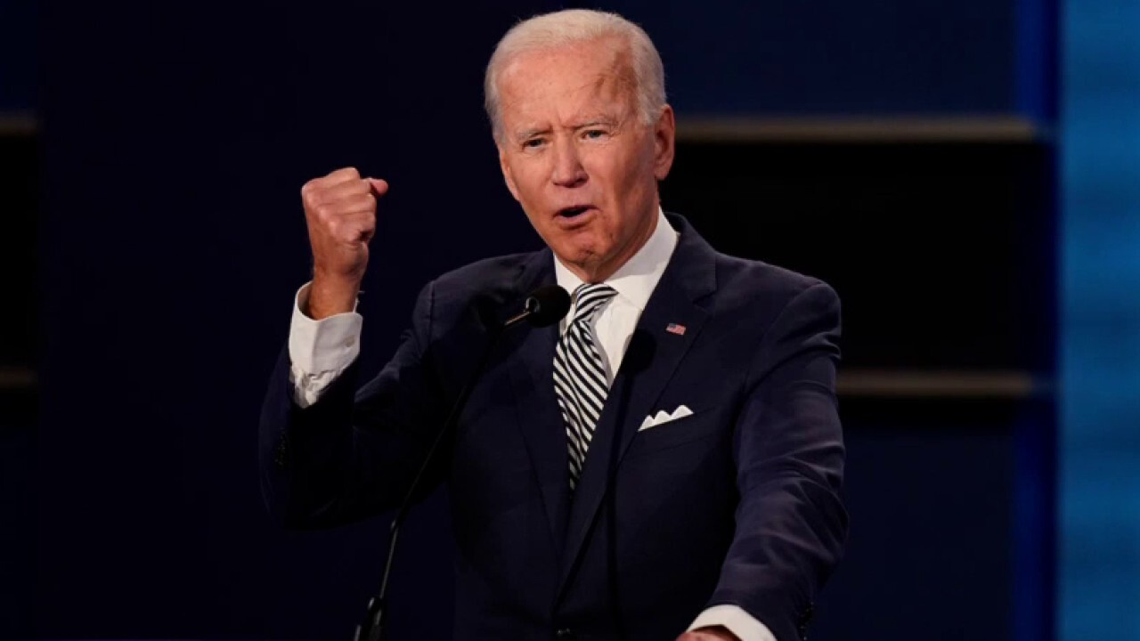 Biden says voters don't deserve to know his stance on packing Supreme Court – Fox News
