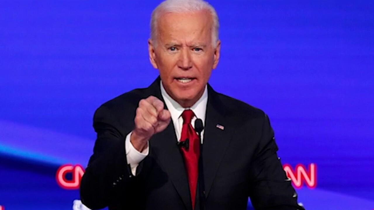 Tim Murtaugh: Biden is a skilled debater. It's his record that's a failure