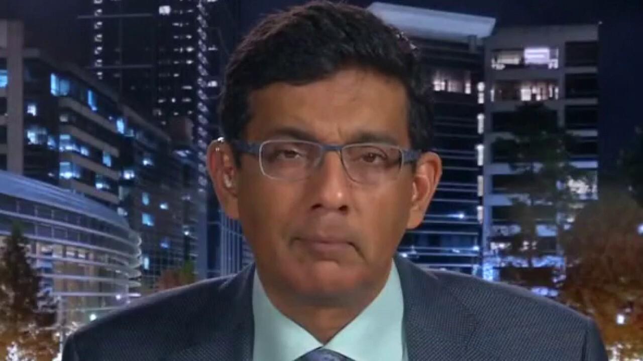 Dinesh D'Souza: Left's end goal is 'destruction of an institution'