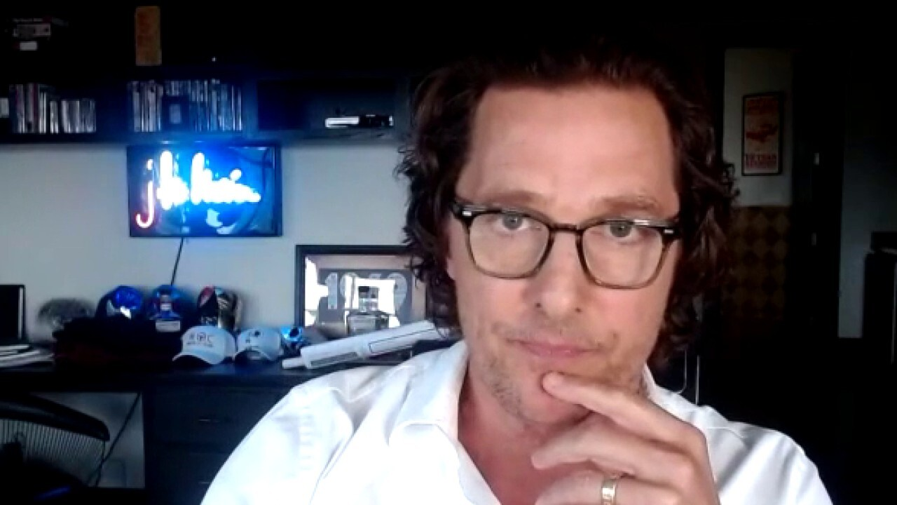Matthew McConaughey spreads message of unity amid coronavirus pandemic: This is not about politics