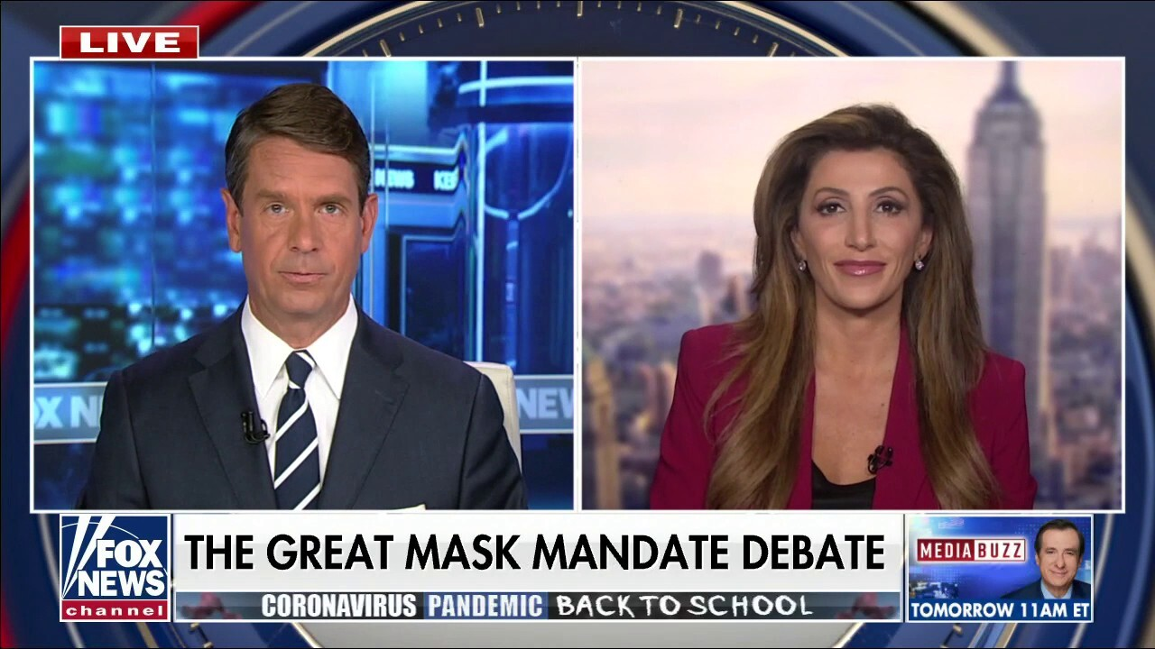 CDC recommends universal masking in schools