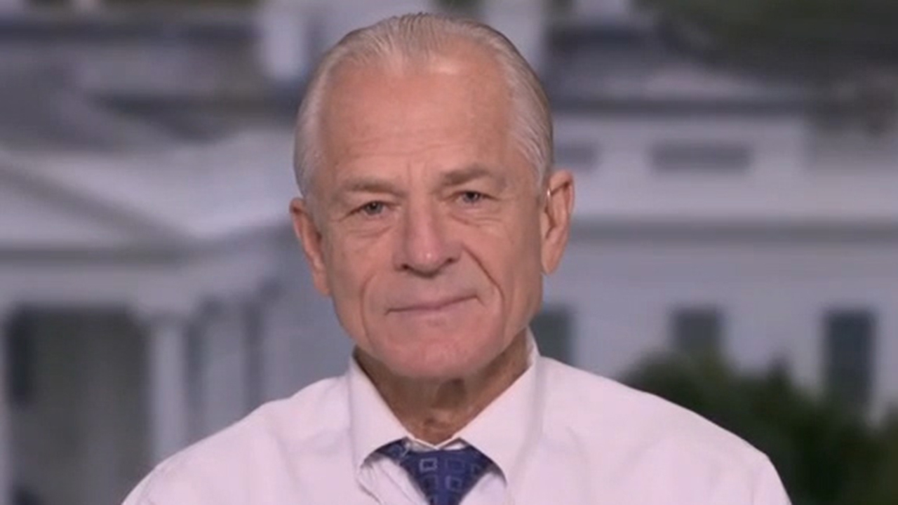 Peter Navarro on how executive orders are put together
