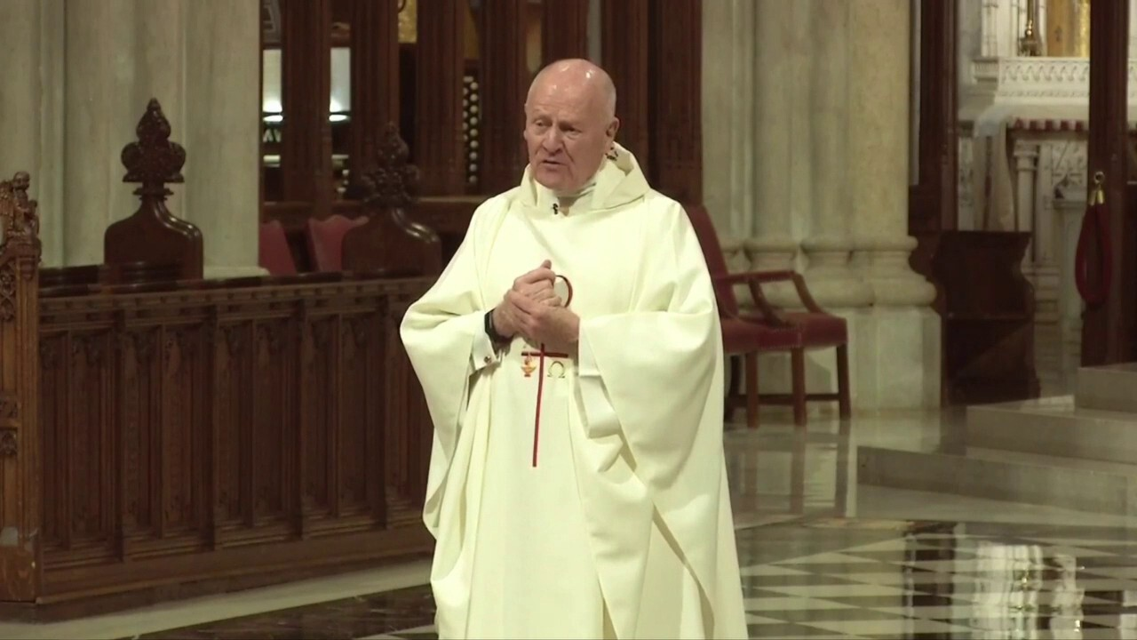 Saint Patrick's Cathedral Mass: Wednesday, May 20 thumbnail