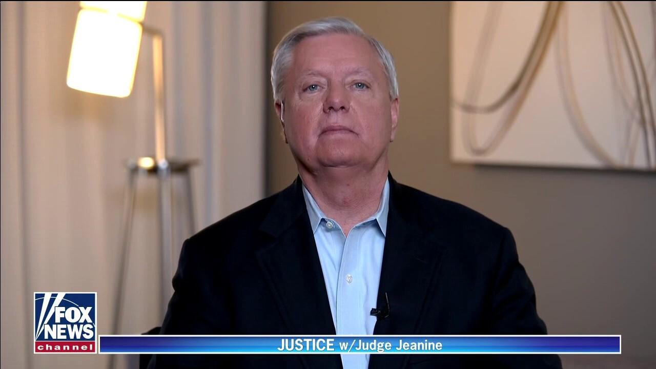 Lindsey Graham: Border crisis a 'bunch of bulls---'; Biden admin is 'criminally negligent'