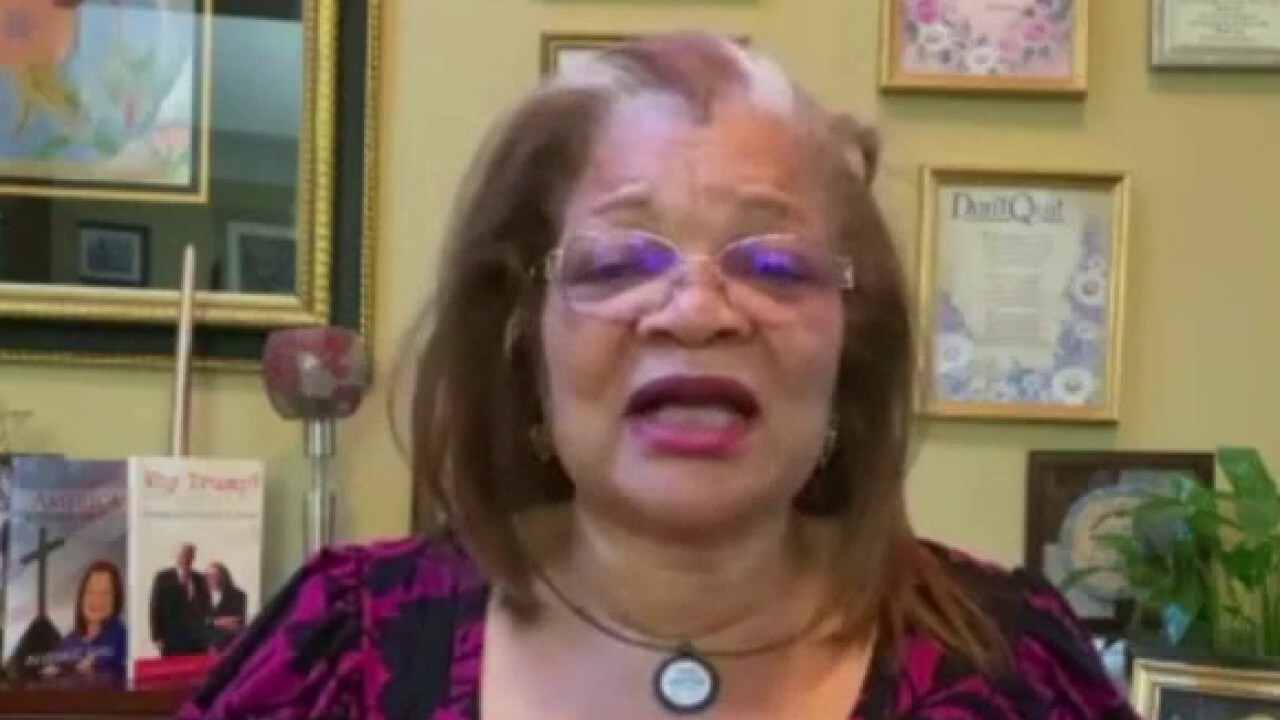 'There is shady business going on' with ballot counting: Alveda King
