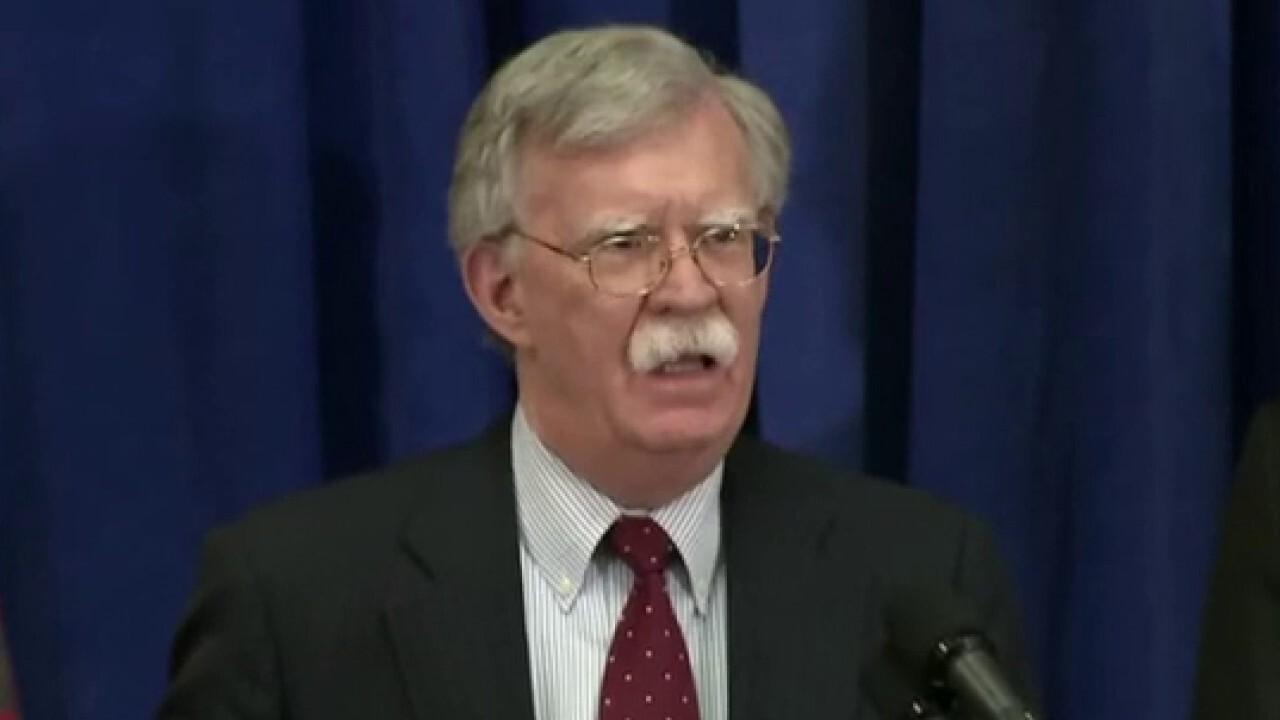 House Democrats suggest plans to subpoena John Bolton