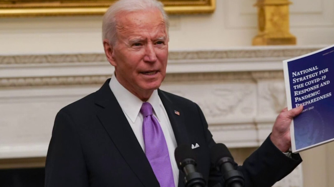 Biden 'refusing to listen to the experts' on illegal immigration and border security: Don Rosenberg