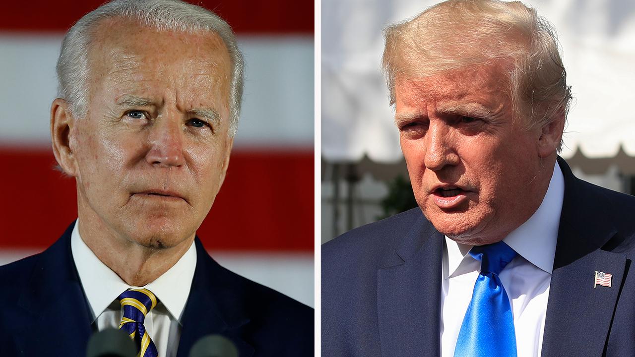 Navarro: Joe Biden 'blatantly ripping off' President Trump agenda