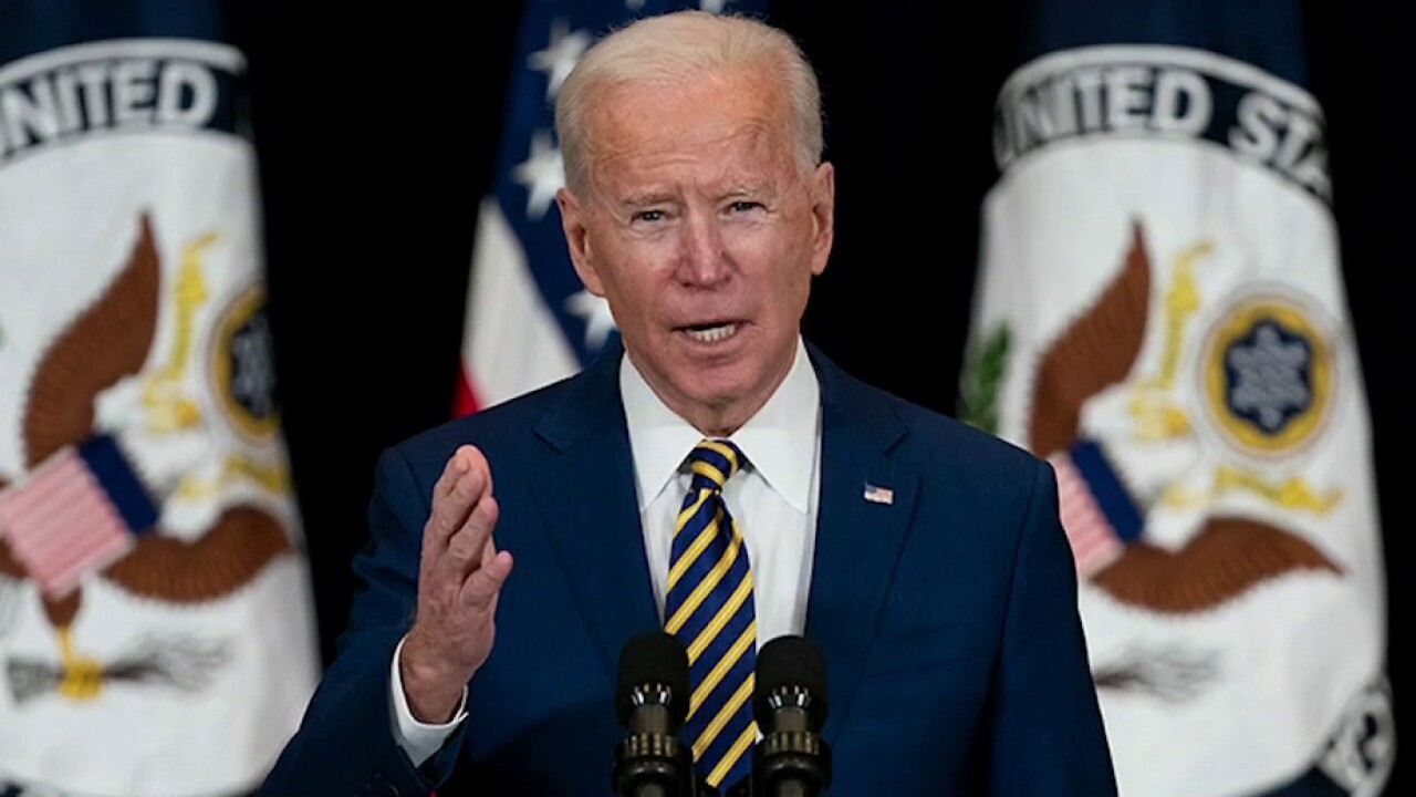 Fred Fleitz: Biden says America First is over – here