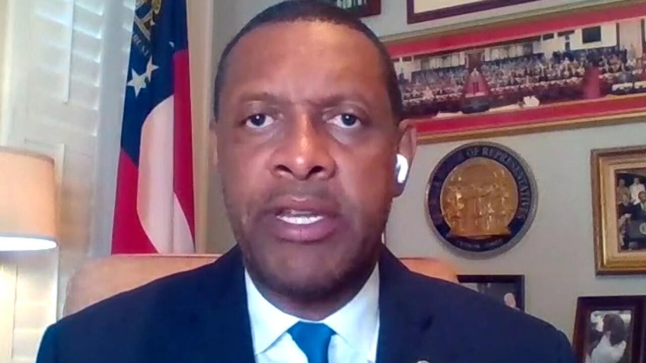 Lifelong Democrat lawmaker turned Trump voter says he won't let Antifa ruin his beloved city of Atlanta