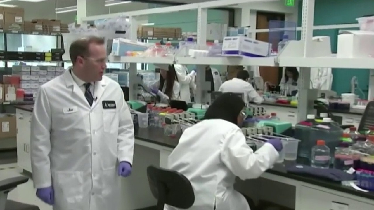 Potential coronavirus vaccine enters human testing trial