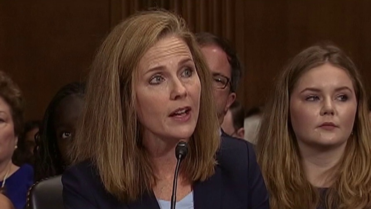 Judge Amy Coney Barrett considered likely choice for Supreme Cout: fonte