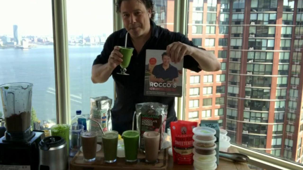 Chef Rocco Dispirito's Simple Smoothies