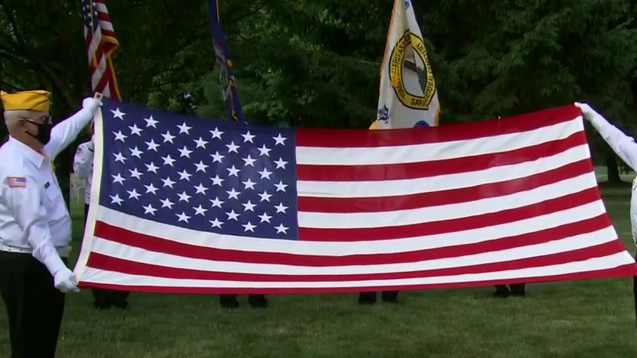 Flag Day: How do you properly fold the American flag?