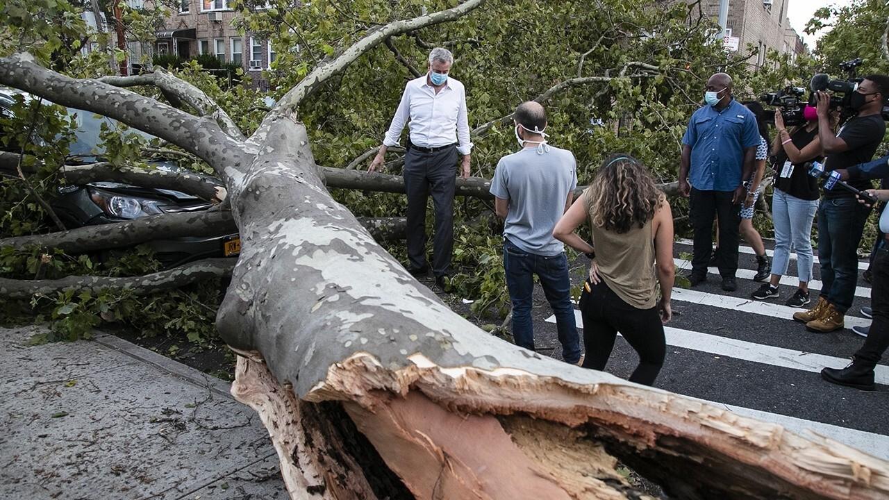 At least 6 dead after Isaias slams East Coast