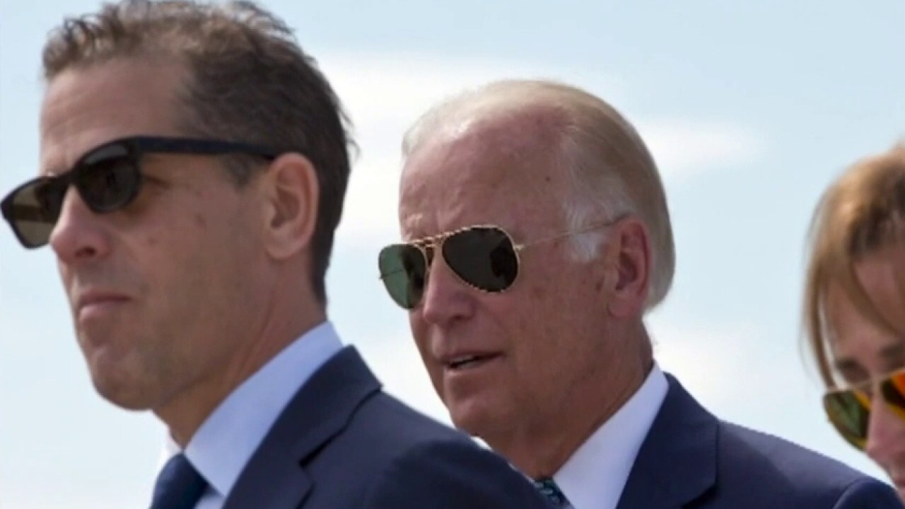 Laptop connected to Hunter Biden linked to FBI money laundering probe