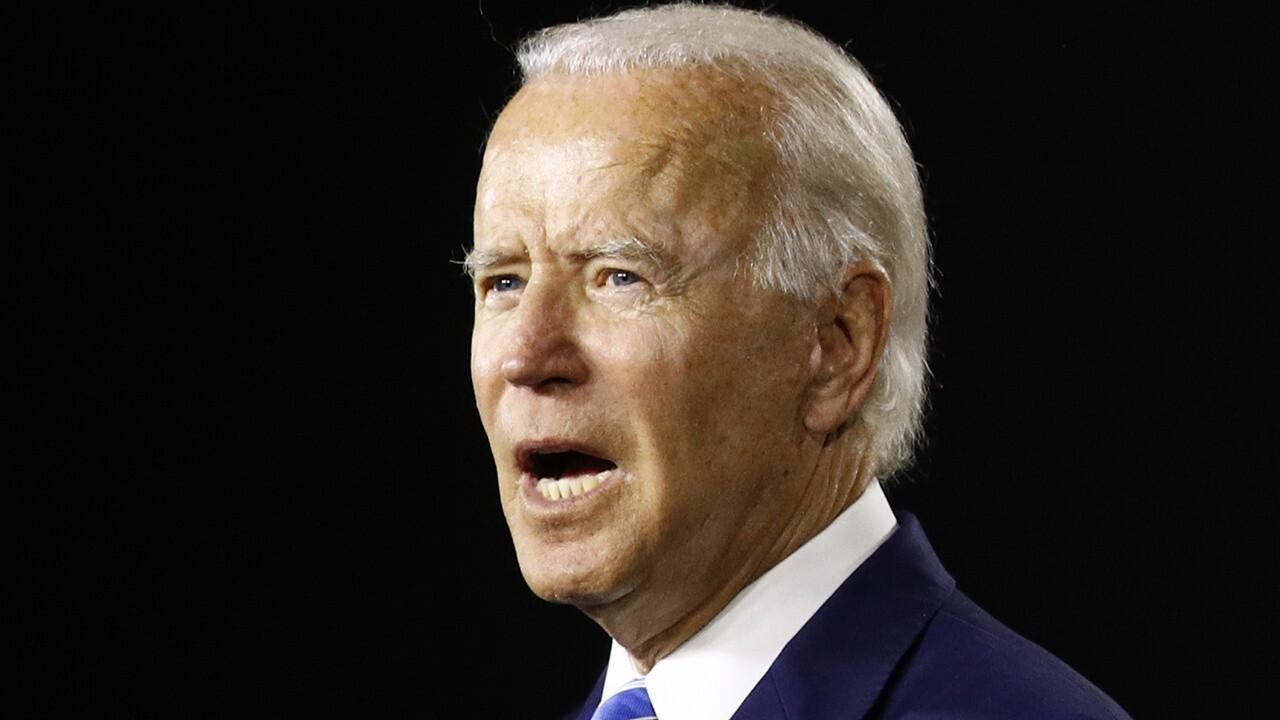 Moderate vs. far-left: Does Joe Biden have an identity crisis?