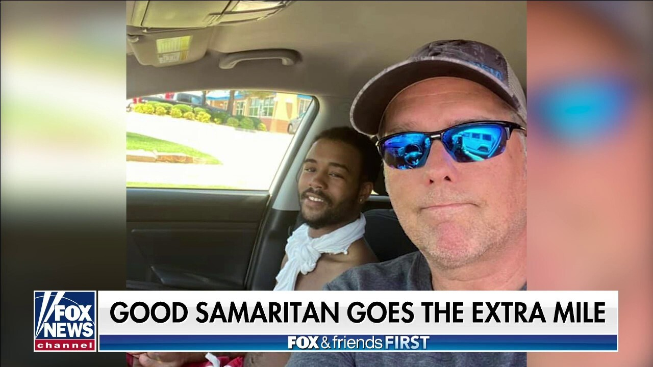 Going the extra mile: Oklahoma man walks 17 miles to work each day