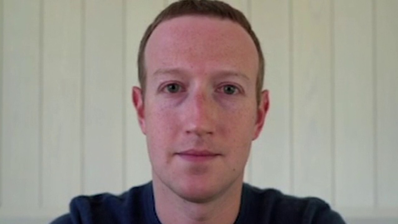 Mark Zuckerberg on Twitter fact-checking Trump: Private companies shouldn't be the arbiter of truth thumbnail