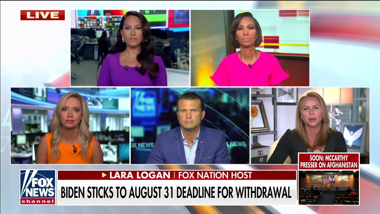 Lara Logan: President Biden is condemning American citizens to death