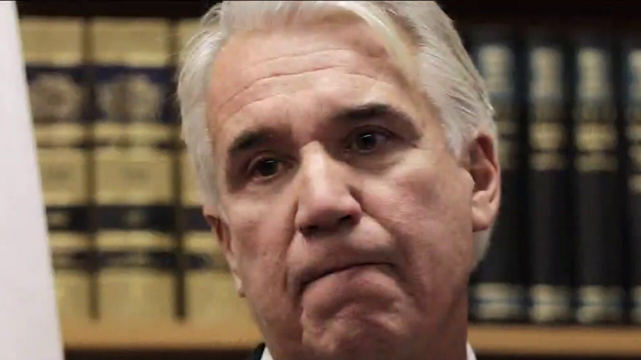 Orange County DA rips Gascón's liberal policies, says California is in 'jeopardy'