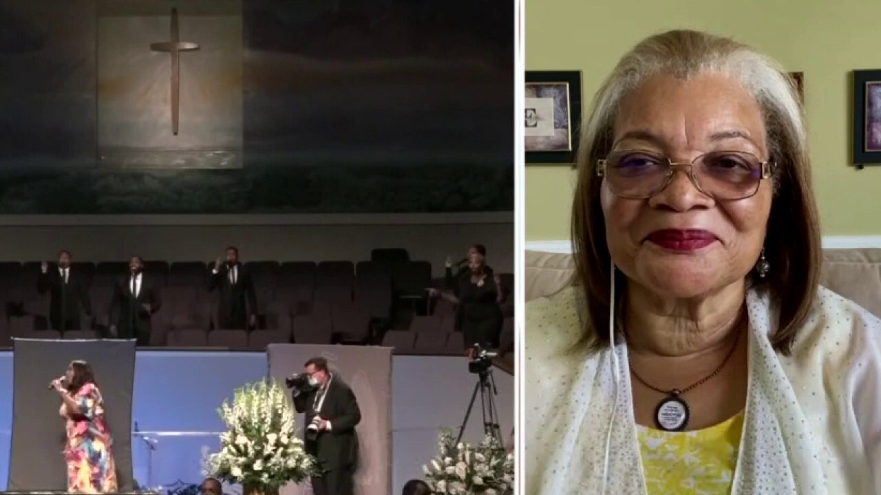 Alveda King: Do not grieve without hope -- American must and will do better with God's help
