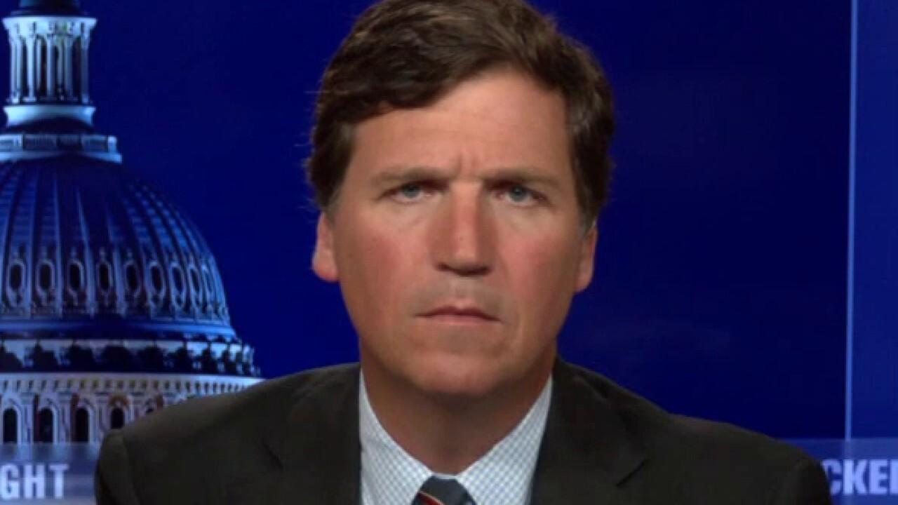 Tucker slams Oregon governor over 'nonsensical' mask mandates