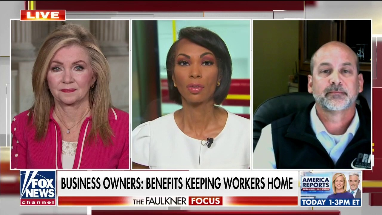 Sen. Blackburn, Tennessee business owner say extra benefits making it difficult to hire