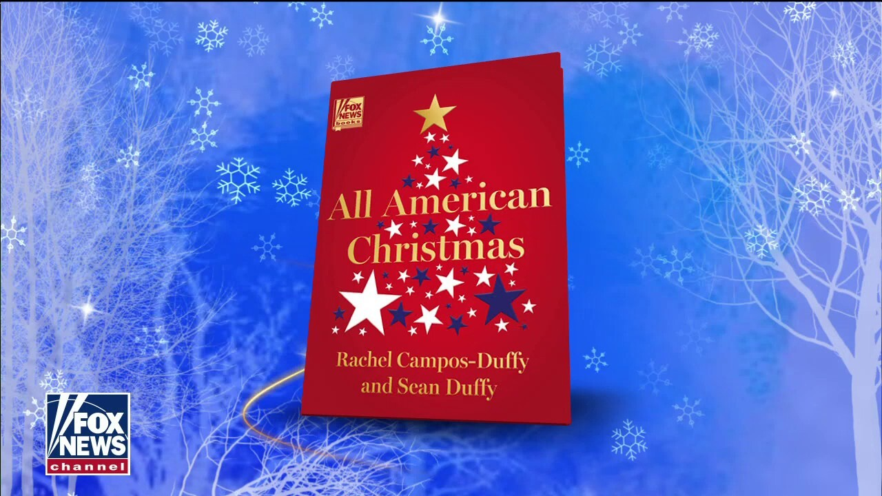 'Fox & Friends Weekend' co-host Rachel Campos-Duffy and her husband, Sean Duffy, discuss their new book, 'All American Christmas.' It includes more than a dozen Fox News stars sharing their favorite Christmas stories and memories.